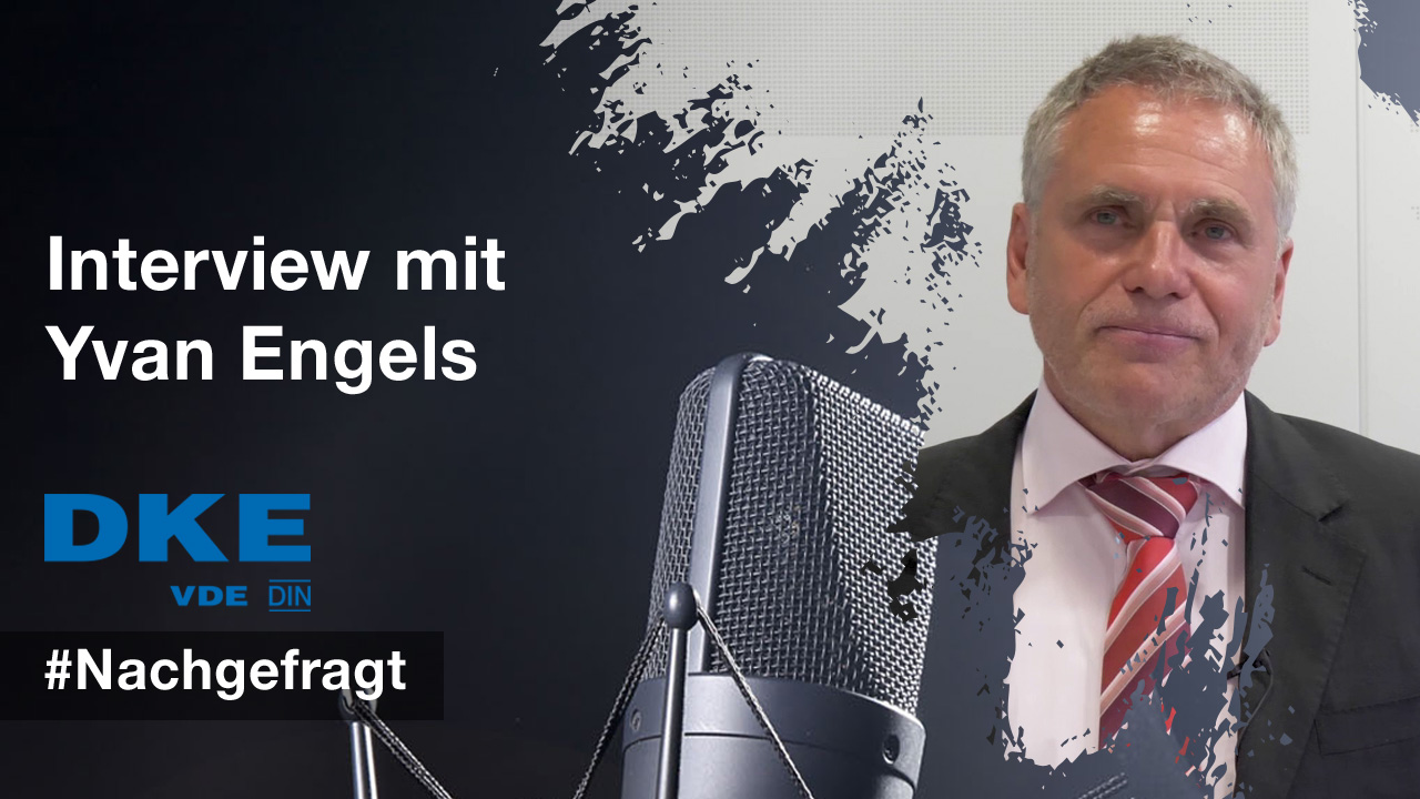 Interview mit Yvan Engels